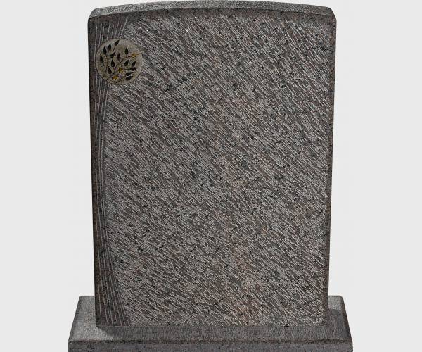 Minnestein nr D 168